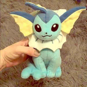 Other - Vaporeon Pokémon Plushie